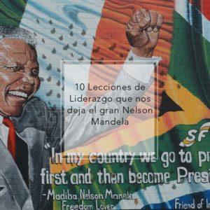 10 Aprendizajes de Nelson Mandela