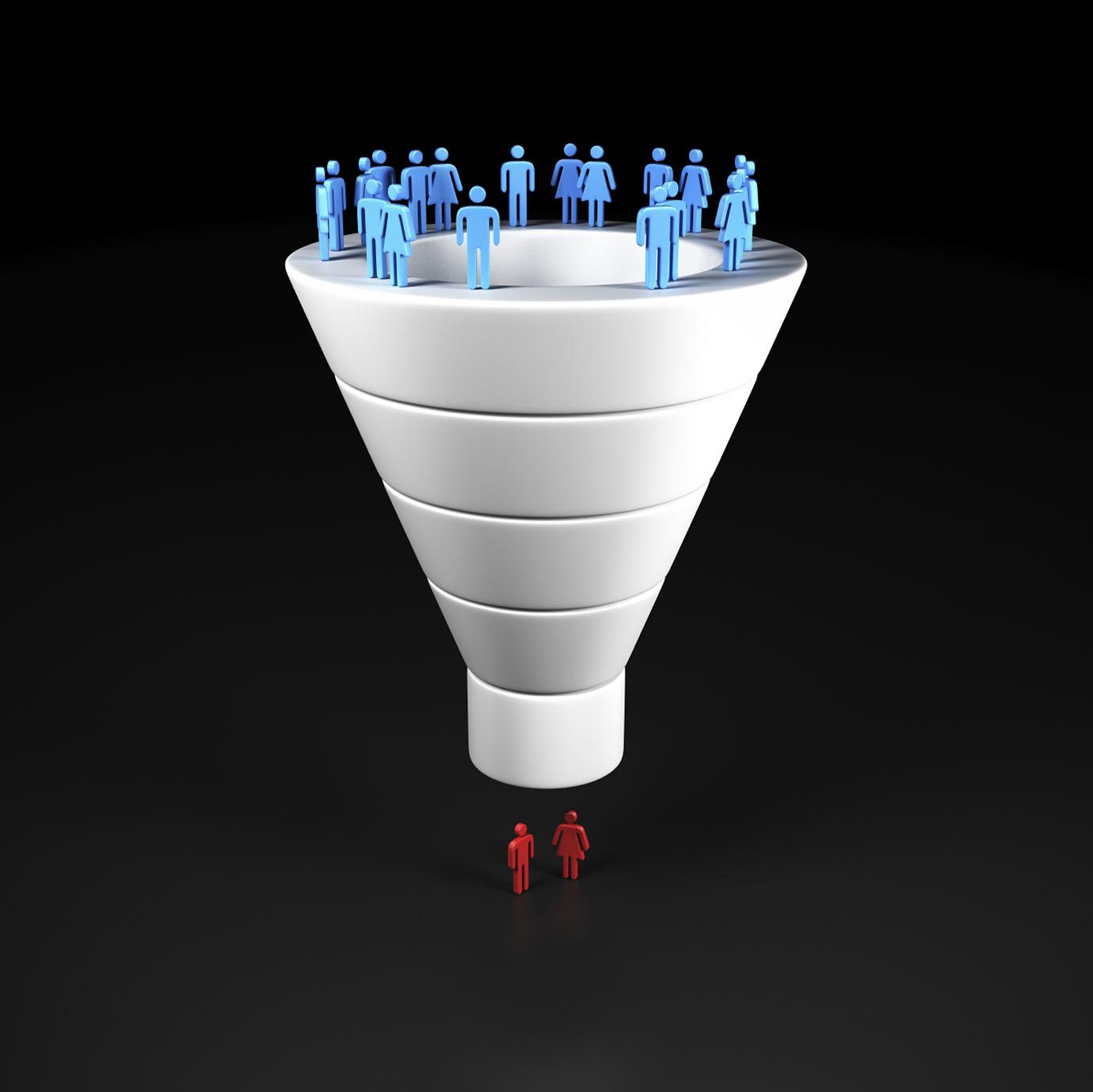 Formación comercial: 5 Claves para hacer tu embudo de ventas