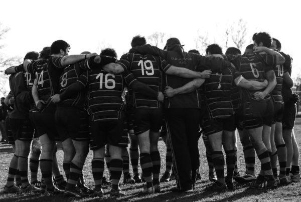 Team Building Rugby - Fusión